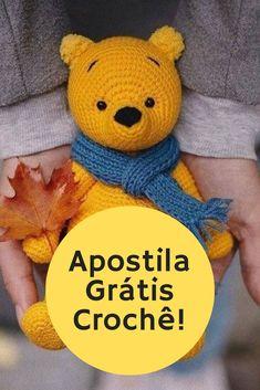 Crochet Geek, Crochet Hats, Teddy Bear, Diy Crafts, Knitting, Toys, Animals, Craft Websites, How To Make Crafts