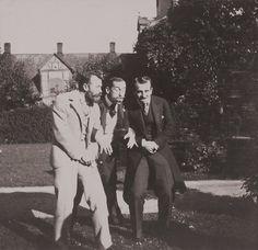 Tsar Nicholas II Goofing Around, 1899