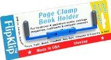 FlipKlip Treadmill Book Holder 1-Pak - http://www.johnsbooksandhobbies.com/flipklip-treadmill-book-holder-1-pak/