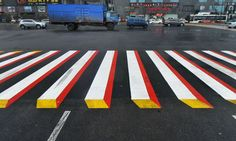 Creative crosswalks around the world – in pictures