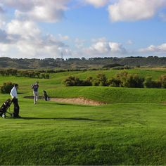 Les Mielles Golf Club, Jersey, Channel Islands