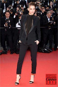 Model Barbara Palvin @ Festival de Cannes