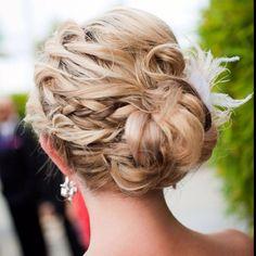 Wedding hairrrr!