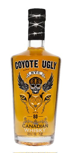 Coyote Ugly Canadian Whisky. Review.
