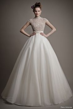 Ersa Atelier Spring 2015 Wedding Dresses | Wedding Inspirasi