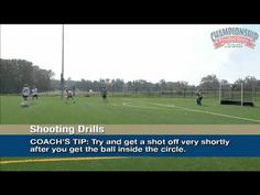 Shooting Drills for Field Hockey