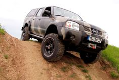 Michaelis Tuning - Nissan Pick Up D22