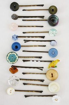 39 ways to reuse buttons - 39 sätt att återanvända knappar