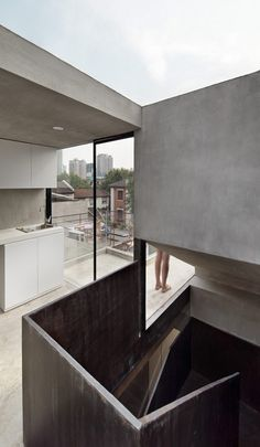 Rethinking the Split House by Neri&Hu