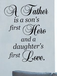everytime i see something about a father all i can think about is how wonderful of a father my husband will be some day! absolutely LOVE this! Cute Quotes, Great Quotes, Quotes To Live By, Funny Quotes, Inspirational Quotes, Daddy Quotes, Quotes Kids, Amazing Quotes, Cool Words
