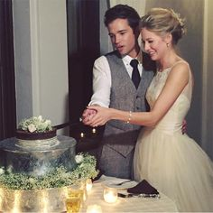 Brides: iCarly Star Nathan Kress Is Married! See the Stunning Photos from His California Wedding to London Elise Moore
