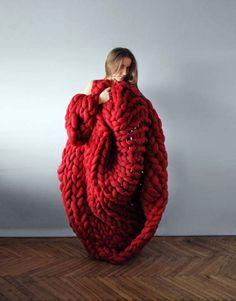 Sculptural Knitted Goods