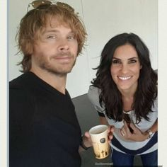 "(@nadfaurobert) on Instagram: ""May, 2017 @mcmcomiccon @ericcolsen @danielaruah #greentea #littlebitofperfect """