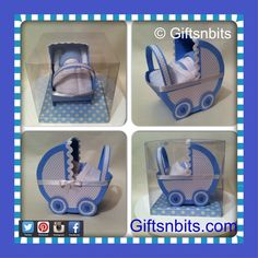 Handcrafted Pram with sleeping baby. Contains 1 nappy, 1 washcloth & 1 pair of socks. Can also be personalised with Babies name, date of birth & weight. Available in pink & neutral . www.giftsnbits.con Birth Weight, Baby Sleep, Baby Names, Baby Gifts, Neutral, Socks, Pairs, Sock, Stockings