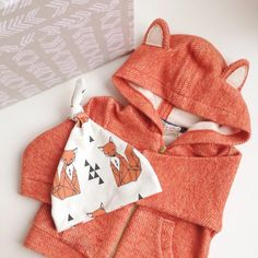 Baby Girls Coat Solid Children Outerwear Coats With Fox Ears Toddler Outerwear Clothes Jacket-in Jackets & Coats from Mother & Kids on Aliexpress.com | Alibaba Group
