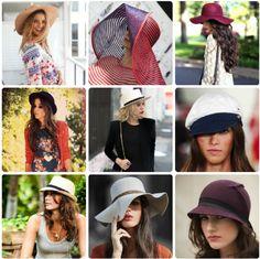 Guía para aprender a usar sombreros como una experta c78f3f17586