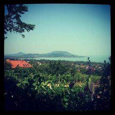 Mount Badacsony and the Lake Balaton, Wine lands of Hungary