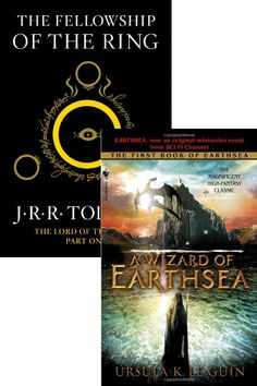 If you liked The Fellowship of the Ring, try A Wizard of Earthsea.