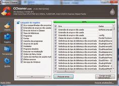 O melhor programa grátis para deixar o PC mais rápido - http://www.blogpc.net.br/2013/11/CCleaner-e-o-melhor-programa-gratuito-para-limpeza-interna-do-PC.html  #CCleaner