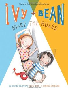 Ivy and Bean Make the Rules: Book 9 by Annie Barrows http://www.amazon.com/dp/1452111480/ref=cm_sw_r_pi_dp_UOlUtb15QH0JGZA6