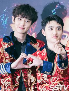 170528 EXO'rDIUMdot in Seoul Press Conference #Chanyeol #Kyungsoo #ChanSoo #EXO