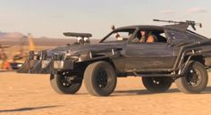 Mad Max Car Toy   West Coast Customs Builds a Real Mad Max Car - Video