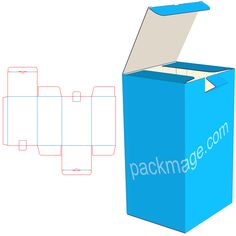 200+ free packaging box templates store.