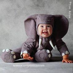 bebek kostümü - baby costume
