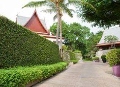Medi-Spa in Hua Hin Thailand - Garden