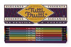Farbstift+Schachtel+%84Tutti+Frutti%93+mit+12+Stiften