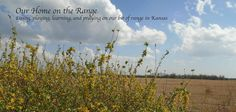 Our Home on the Range - Bible, poetry and other memory work for young children