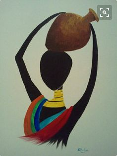 African Art gallery for African Culture artwork, abstract art, contemporary art daily, fine art, paintings for sale and modern art Contemporary Art Daily, Modern Art, Contemporary Paintings, Afrique Art, African Art Paintings, African Drawings, Black Art Painting, Afro Art, African American Art