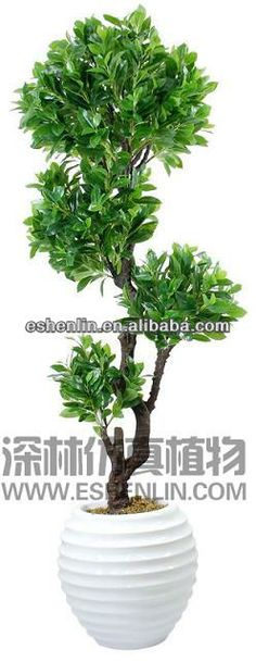 artificial mini leaves bonsai plants , the best-quality artificial plants and trees professional manufacture in China