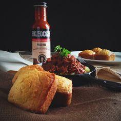New recipe for #paleo Cincinnati Chili, Two-Way with Paleo Cornbread ...