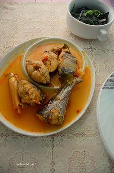 Dapur Comel Selma Asam Pedas Ikan Tenggiri