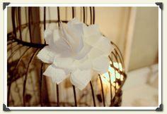 DIY Fabric Flowers!