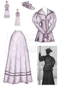 Empress Elisabeth doll clothing by maya40.deviantart.com on @deviantART