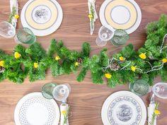 La decoración que vas a usar estas Navidades en tu mesa