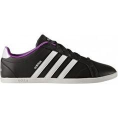adidas VS CONEO QT W - Dámská volnočasová obuv Adidas Sneakers, Shoes, Fashion, Moda, Zapatos, Shoes Outlet, Fashion Styles, Shoe, Footwear