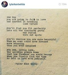 Poem by Tyler Kent White (i love his work)