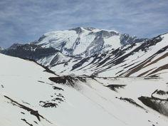 Vale Nevado em Santiago