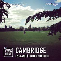 Cambridge in Cambridgeshire, Cambridgeshire - to visit Laura?