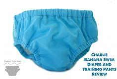 Charlie Banana Swim Diaper and Training Pant Review