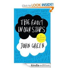 Run, don't walk . . . actually, just click and buy the Kindle version of TFIOS for an incredibly low price!!!