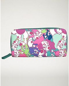 Lady and The Tramp Zip Wallet - Disney - Spencer's