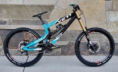 Yeti's 303 World Cup Downhill Mountain Bike $5,900