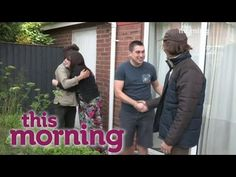 Rich Brothers TheWill Becky and Mark Like Their New Garden? | This Morning - YouTube