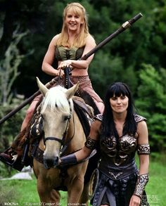 Xena: Warrior Princess - Xena & Gabrielle