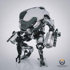 D.VA Fanart by equinoz | Fan Art | 3D | CGSociety