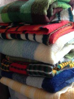 vintage dekens